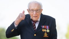 Captain Sir Tom Moore has died with coronavirus.